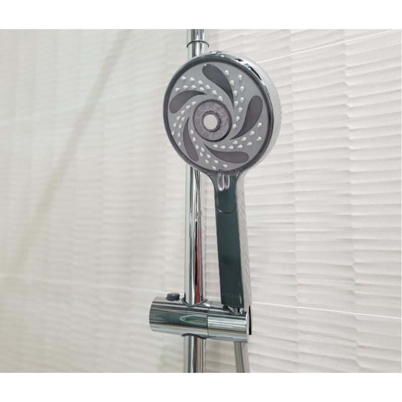connectez Le kit de pulv/érisation de Tuyau de Support pour Le Lavage des Cheveux Douche /à Main Pommeaux de Douchette de Filtre Chlore Pression Economie deau Pulv/érisateur Pomme de Douche /à Main