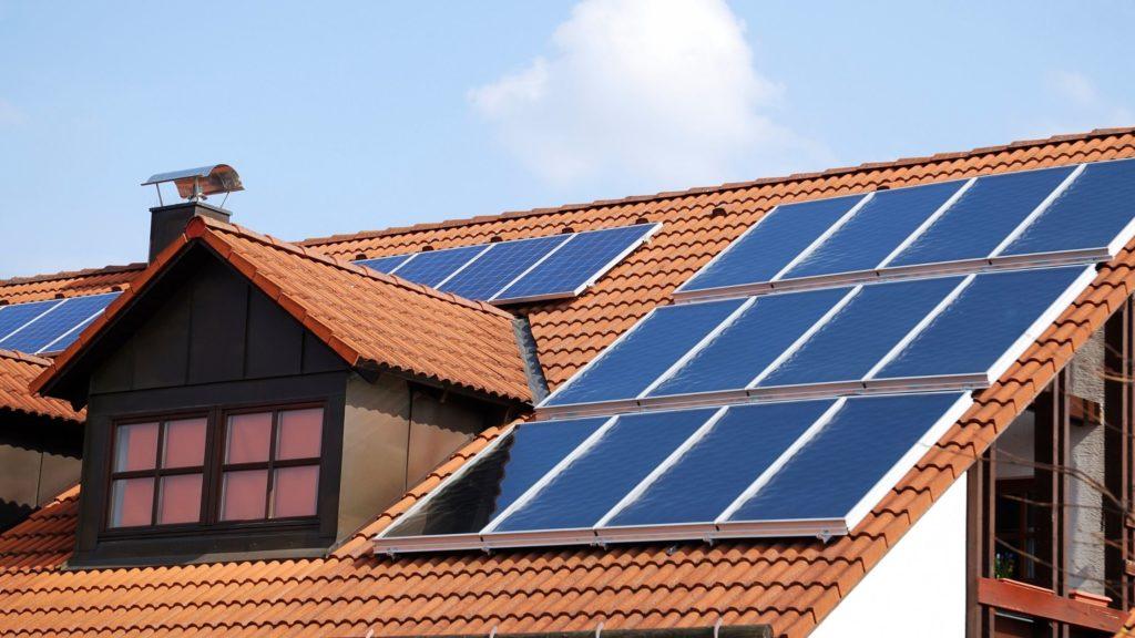 Composition kit solaire