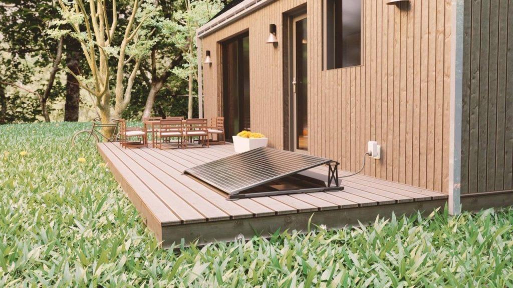 Kits solaires ekwateur